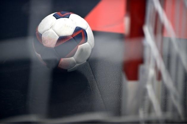 Handbalsters Venlo pakken punt tegen koploper VOC