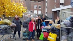 Inzamelactie PvdA levert ruim 250 winterjassen op