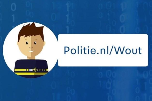 Proef in Maastricht met virtuele melding bij agent 'Wout'