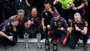 Verstappen maakt opnieuw snelste pitstop ooit in Formule 1: 1,82 seconde