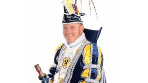 Dennis Meder gaat Koelbertus uit Roermond voor als jubileumprins