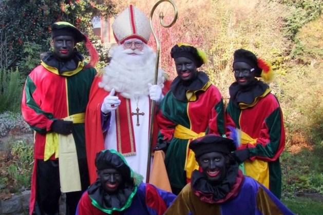 Sinterklaas komt naar Beegden