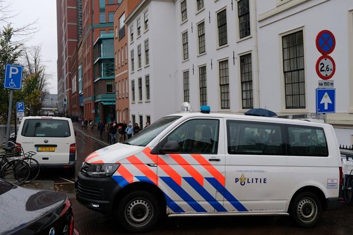 Ministeries ontruimd wegens brandalarm: 700 man op straat - De Limburger