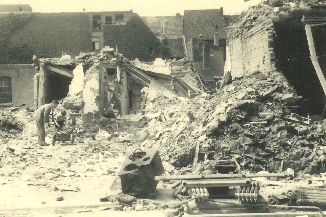 Roermond als frontstad (deel 11) - Bombardement van de stad, 11 november 1944 - De Limburger