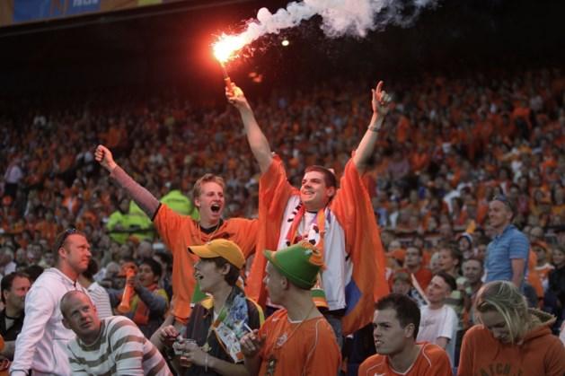 KNVB test innovaties bij interland Oranje
