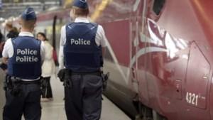 Vrouw in Thalys opgepakt met meer dan kilo cocaïne in haar maag