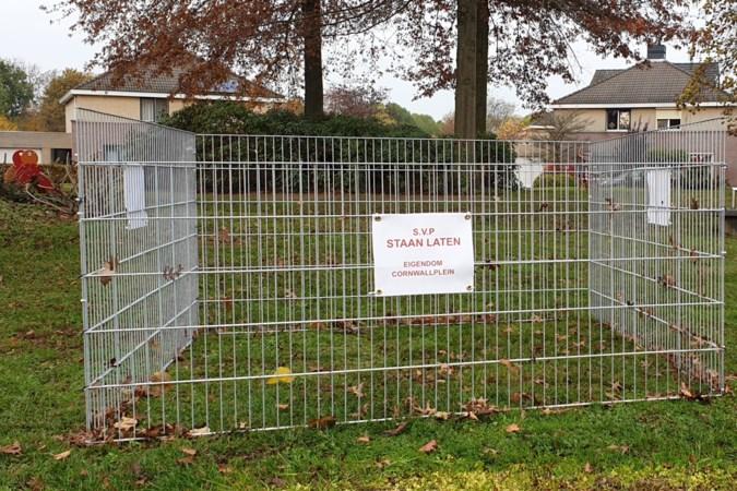 Bewoners plaatsen eigen bladkorven nu er een tekort aan is in Sittard