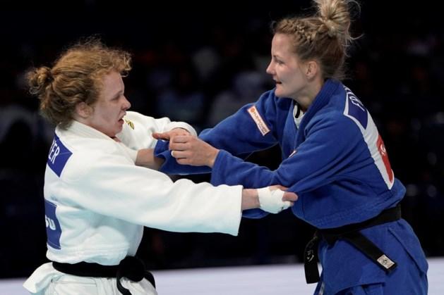 Zware blessure judoka Sanne Vermeer, Spelen nu wel erg dicht bij voor Juul Franssen