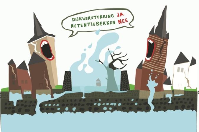 Retentiegebied? 'Dan wordt Thorn een tweede Groningen'