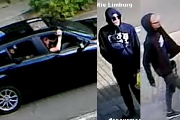 Bewakingsbeelden getoond in Opsporing Verzocht van gewelddadige scooterdiefstal in Sittard; ernstig zieke man bedreigd