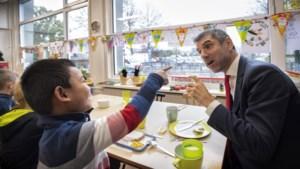 Gezonde lunch heeft effect, veel meer scholen haken aan