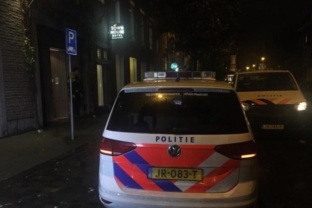Man (29) aangehouden voor bedreiging personeel in hotel Maastrichtse binnenstad