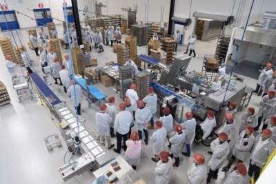 Nieuwe bakkerij Heerschap in Nederweert draait op volle toeren