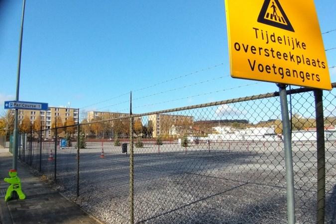 Valkenburg gebruikt parkeerterrein Valkenier voor bezoekers Kerststad
