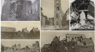 Kaart: deze Limburgse kerken werden in de laatste oorlogsmaanden verwoest