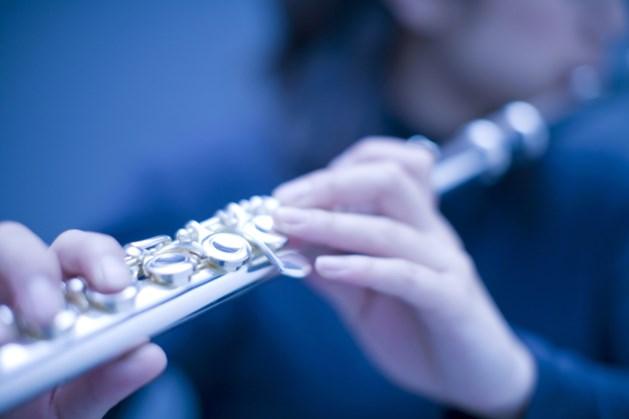 Slotconcert project Allemaal Blaasmuziek in basisschool de Koningsspil in Thorn