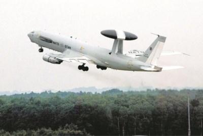 Modernisering houdt Awacs langer in de lucht, maar motoren worden niet stiller