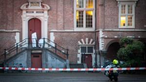 Handgranaat weggehaald bij voordeur stadhuis in Haarlem