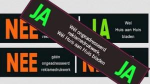 Rd4-gemeenten in Parkstad en Heuvelland wachten met invoering van Ja/ja-sticker