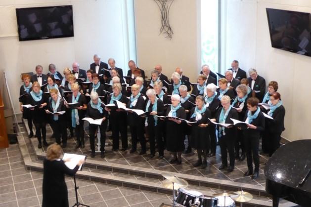 Kerstconcert Con Amore in kapel Samen Zorgen Huis