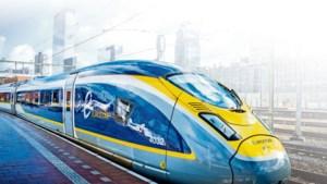 Eurostar bindt de strijd aan met het vliegtuig: 'Elke trein is vijf vliegtuigen minder'