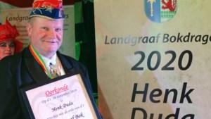 Landgraaf Bok voor Henk Duda