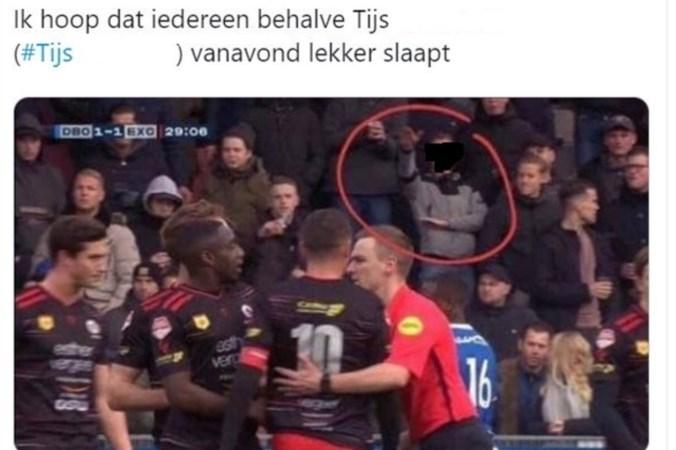 Doodsbedreiging voor Thijs na 'Hitlergroet' bij FC Den Bosch: 'Beangstigend dat ik hieraan gelinkt word'