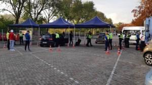 Automobilisten onder invloed aangehouden in Wittem
