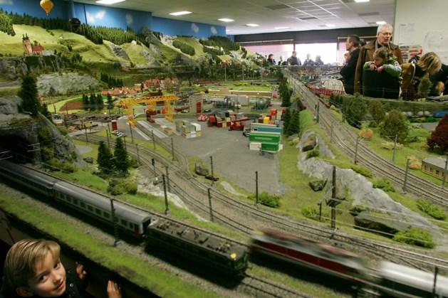 Brunssumse modeltreinbaan te bezichtigen in december