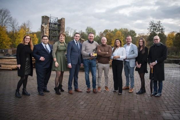 Giraf Award naar Rob Rensen en Roger Vranken van maaltijdenbedrijf Zondagsvlees
