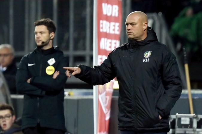 Het rommelt bij Fortuna, tweespalt tussen trainers en Sjoerd Ars