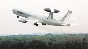 NAVO steekt miljard in modernisering Awacs-vliegtuigen