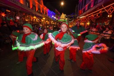 Kerstparade Valkenburg op zoek naar dansende kinderen: 'Kinderen hebben het tegenwoordig razend druk'