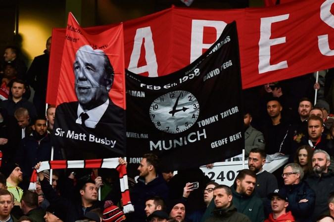 Overlever Busby wilde sterven na vliegramp Manchester United
