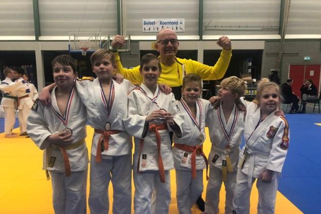 Vijf Limburgse kampioenen voor JC Hercules