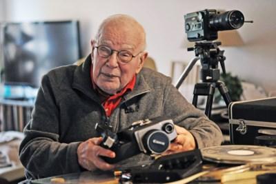 Filmer Jef Mooren (83) uit Tienray zet de klok dik zestig jaar terug