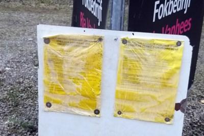 Gulpen protesteert in Hasselt tegen varkensstal bij De Plank