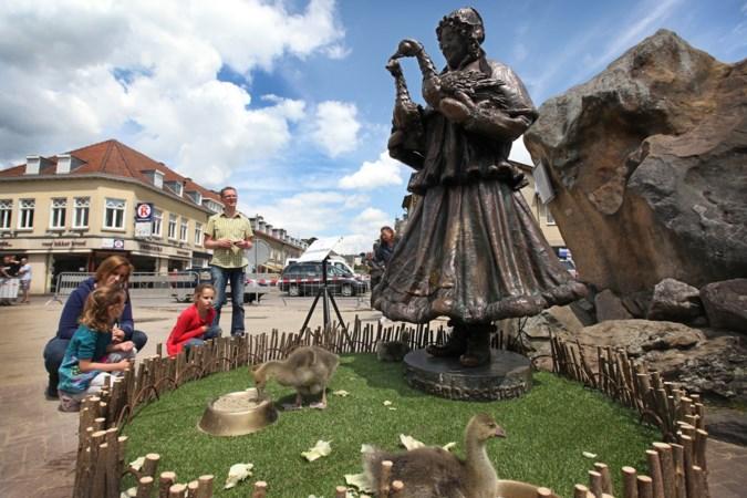 Valkenburg wil kampioenschap levende standbeelden terug