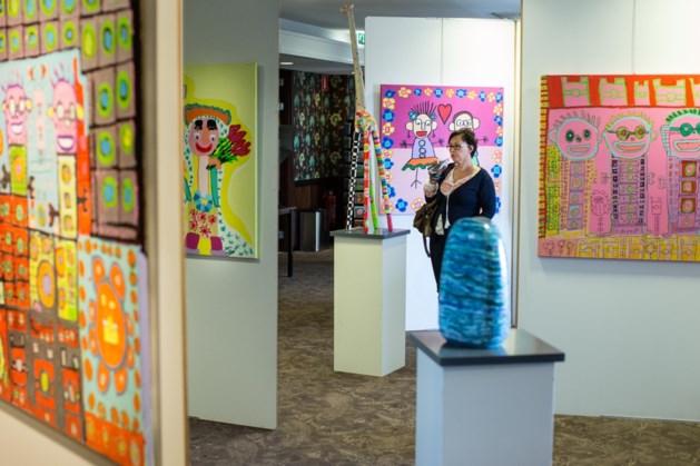 Kunstwerken bij Van der Valk in Urmond