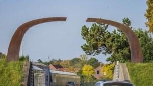 Nieuwe Dijkknoop Tajiri keert terug op plek van oude, vernielde in Baarlo
