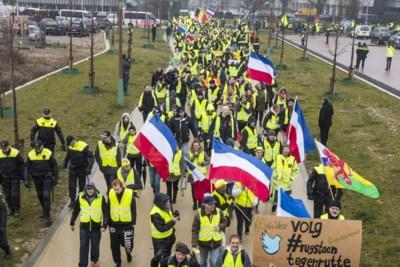 Drielandenprotest 'gele hesjes' in Vaals kan rekenen op tegendemonstratie