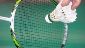 Nieuwjaarstoernooi badmintonclub Gronsveld
