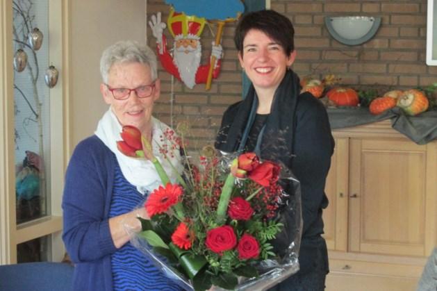 Feest bij 'Dagverzorging Beek & Bos De Horst' in Haelen