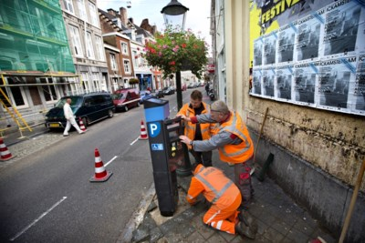 Maastricht maakte parkeermeters bewust niet 'vuurwerkproof' en nam daarmee een gok
