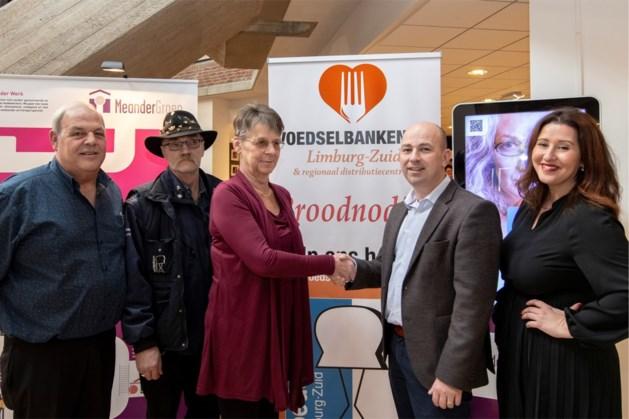 MeanderGroep zamelt in voor Voedselbank