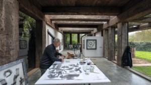 Xander en Phil wonen in Geulle in een kunstwerk