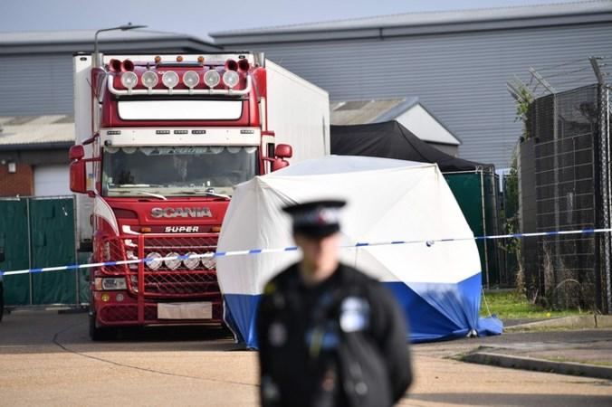 Minderjarig slachtoffer in Britse koeltruck liep weg uit asielopvang in Cadier en Keer