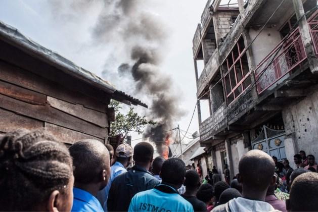 Meer dan twintig doden bij vliegtuigcrash in Congo