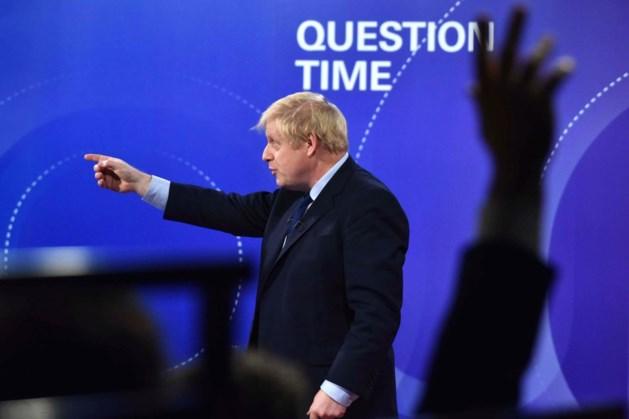Johnson wil brexitdeal voor de kerst doorvoeren