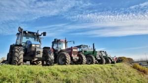 Boeren én bouwers voeren maandag actie bij opritten snelwegen